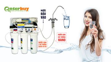 máy lọc nước ro thế hệ mới