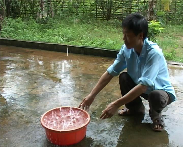 Hướng dẫn phương pháp xử lý nước sinh hoạt khẩn cấp cho nhân dân vùng lũ lụt