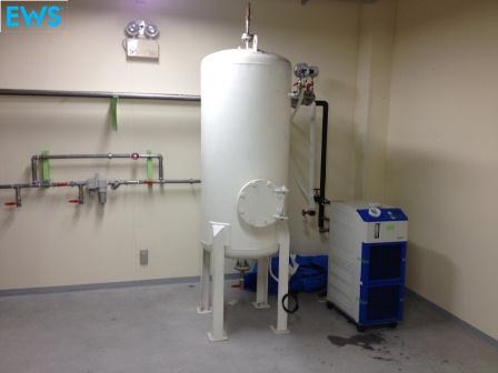 Xử lý nước cho sản xuất CN