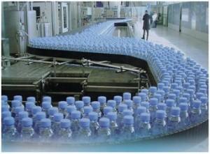 Thị trường nước uống đóng chai