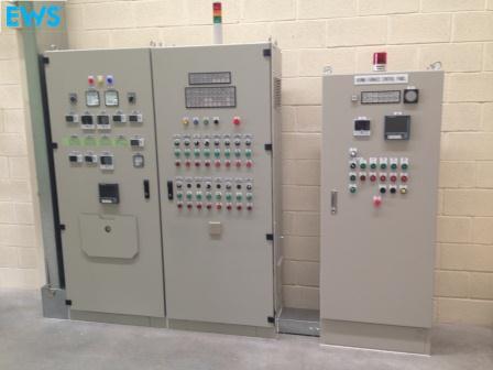 Hệ thống điều khiển xử lý nước