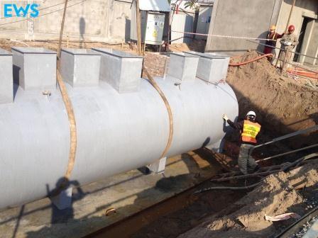 Xử lý công nghiệp nước biển