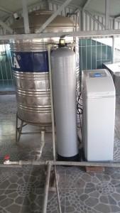 Xử lý nước cứng