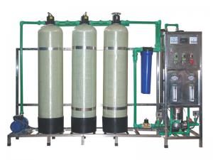 Dây chuyền lọc nước tinh khiết công suất 500l/h