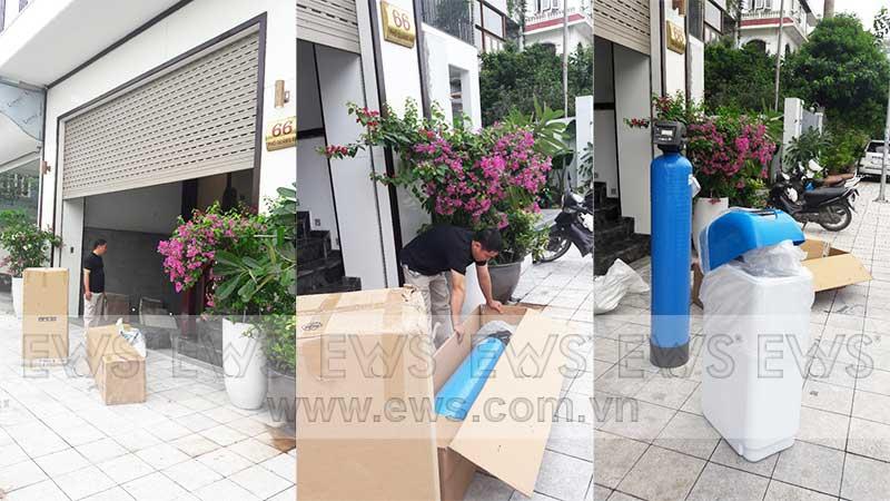Cong trinh lap dat loc tong Italia tai Quang An,Tay Ho